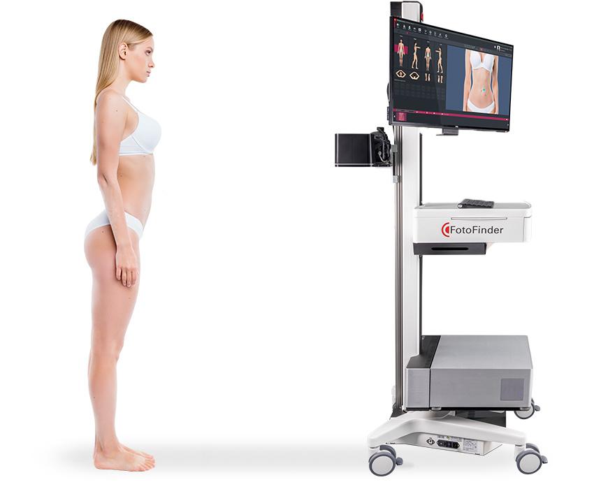 Total Body Mapping und künstliche Intelligenz